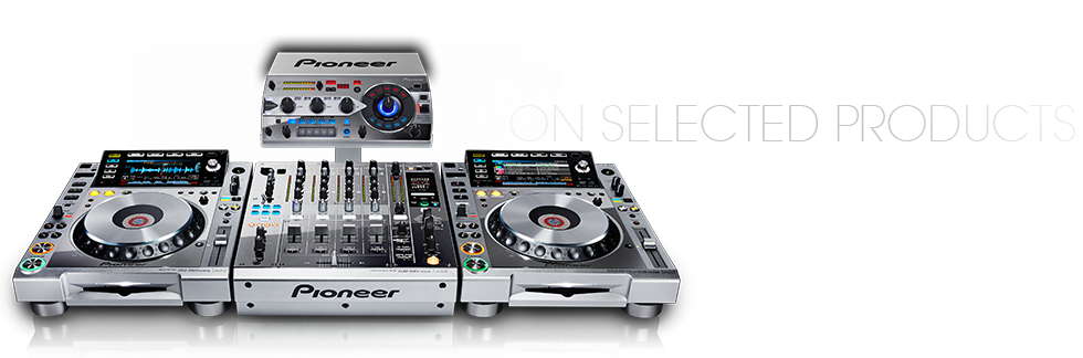 Cashback on selected products
